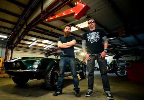 Recaro Featured On Fast N Loud Tv Show The Id Agency Create