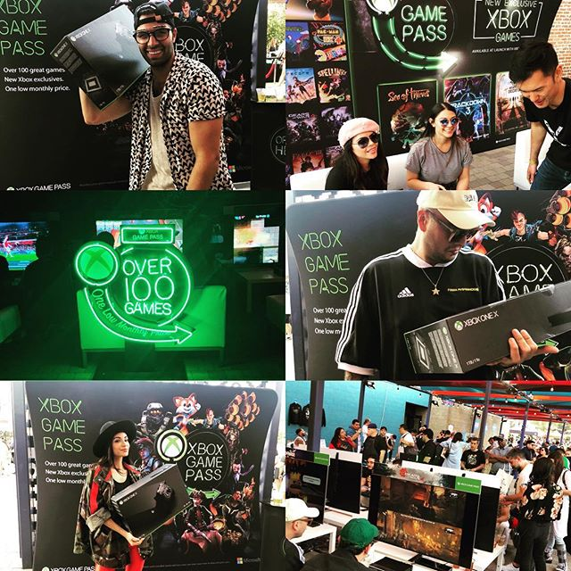#FBF to the @lataco Taco Madness event on Cinco de Mayo. Thanks to @xbox for supporting a great event in #losangeles