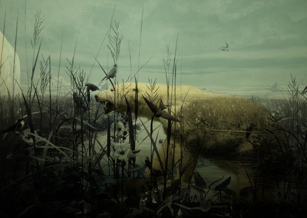 Plains of Apparition XVI