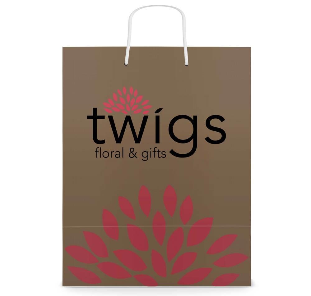 Twigs Gift Bag