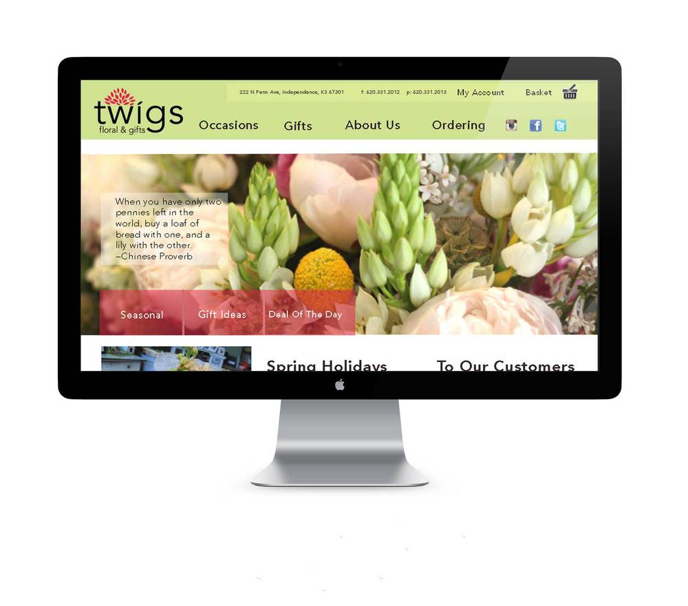 Twigs Home Page