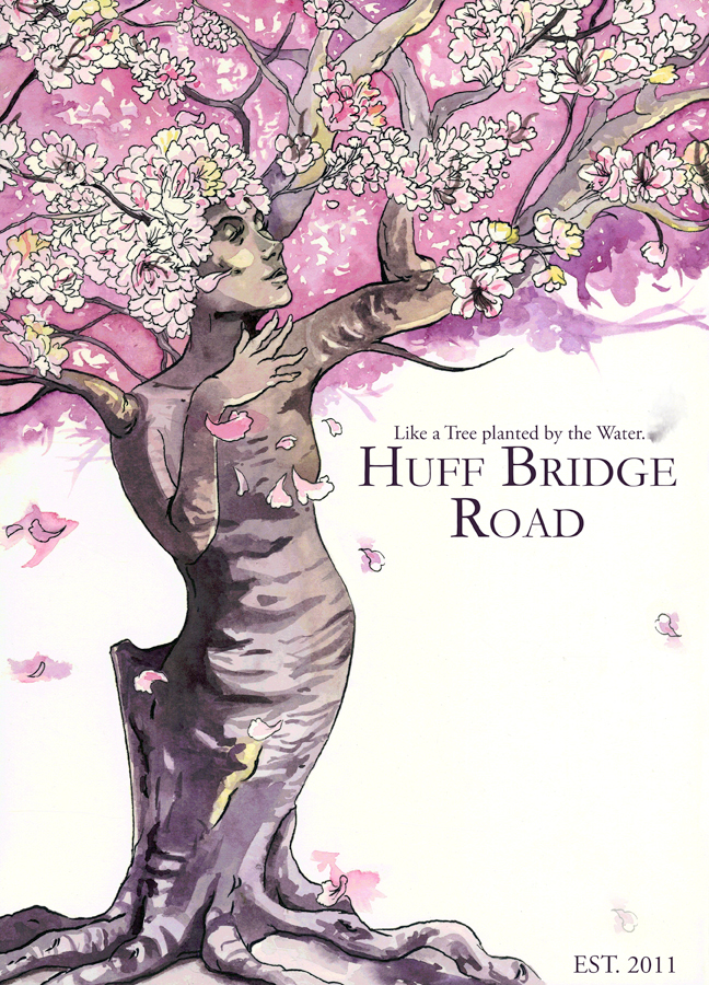 Huff Bridge Wine
