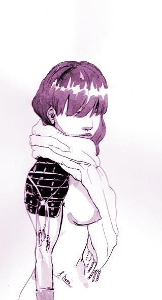 Random sketching.