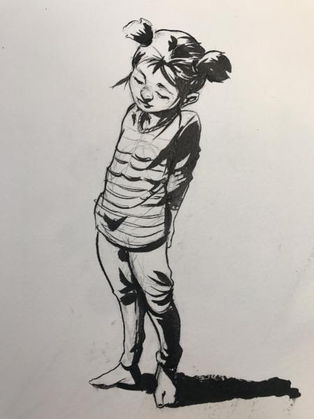 Isabelle Farro, Bodega Cats main character.