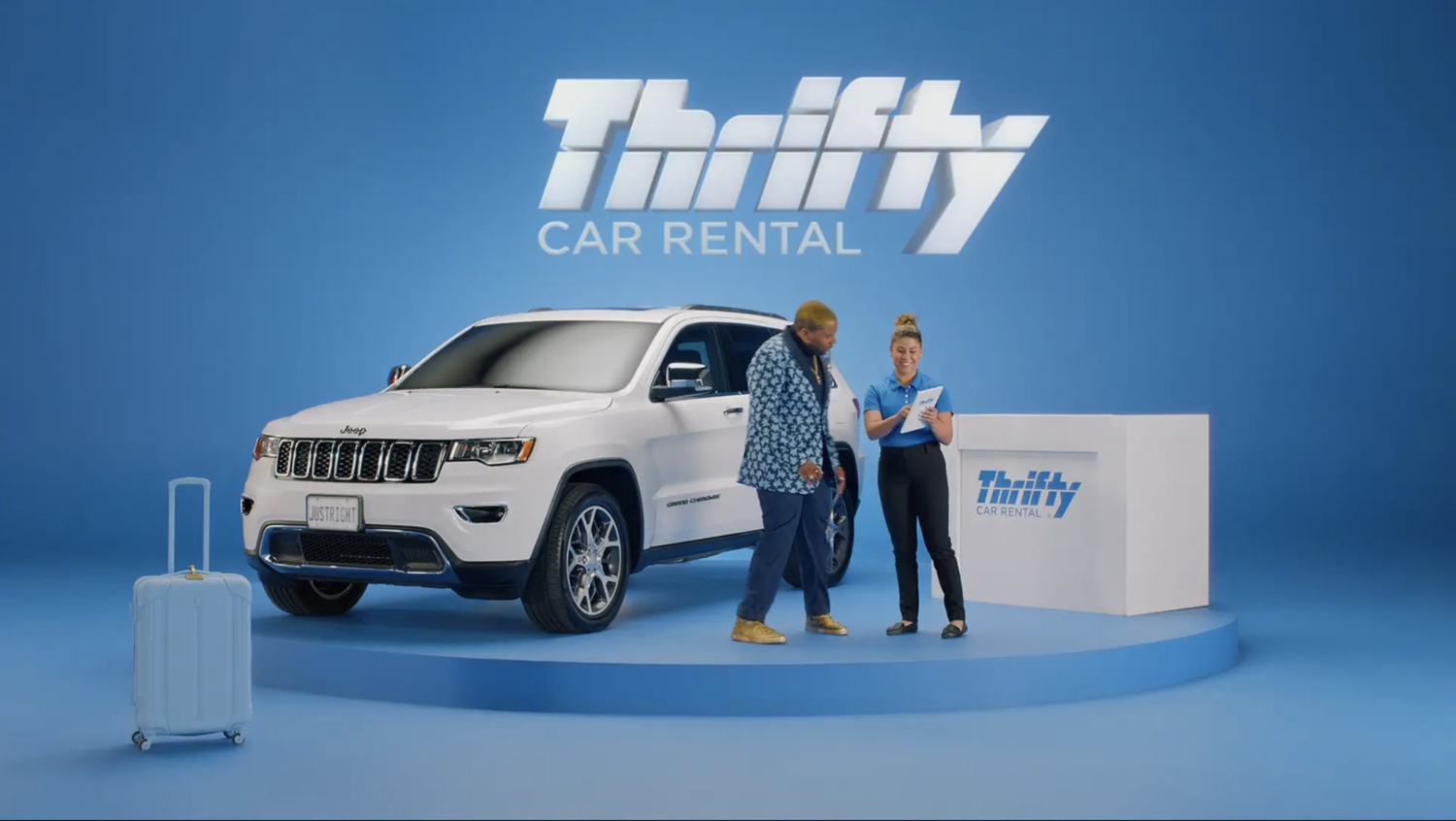 Thrifty Car Rentals >> Thrifty Car Rental Goldilocks Aaron Platt