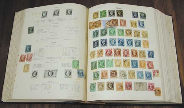 Guide to stamp collecting west coast stamp company