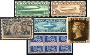 Stamp Appraisals West Coast Company