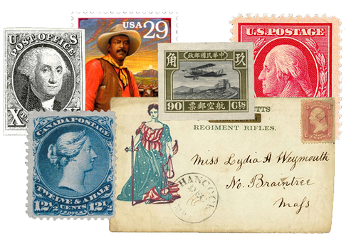Do You Have A Stamp Collection Would Like To Appraised Or Possibly Sell Perhaps Its Youve Built Over The Years