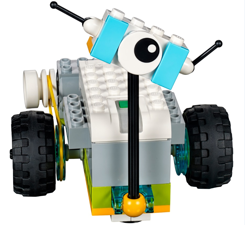 Build you own Robot - with Lego WeDo(R)