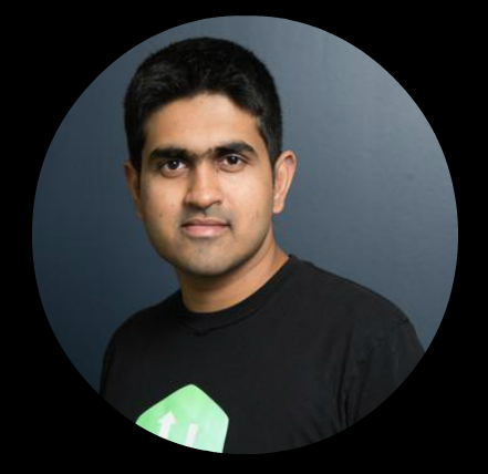 Vivek Ravisankar  CEO of HackerRank