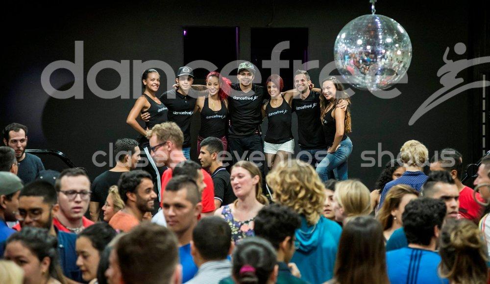 Group Salsa class