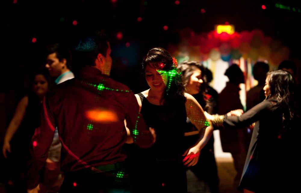 Fuente fotografía: Página de Facebook de Baile Social Salsa y Bachata Bogotá