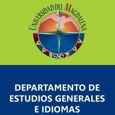 Fuente: Perfil de Facebook de Departamento de Estudios Generales e Idiomas Universidad del Magdalena