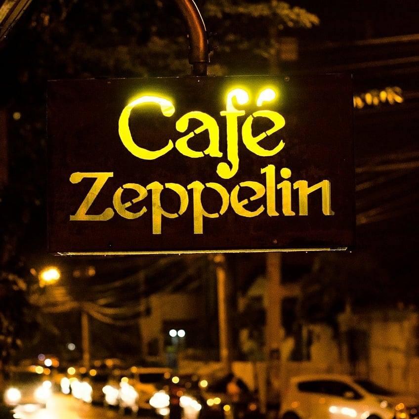 Fuente: Página de Facebook de Café Zeppelin