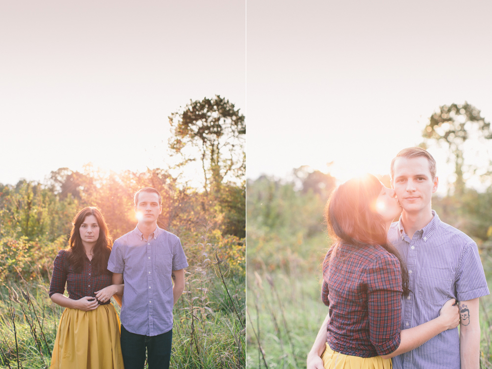 Jameykay and Arlie Huffman are alternative wedding, elopement and portrait photographers hailing from Asheville, NC. Photo: Self Portrait by Jameykay and Arlie