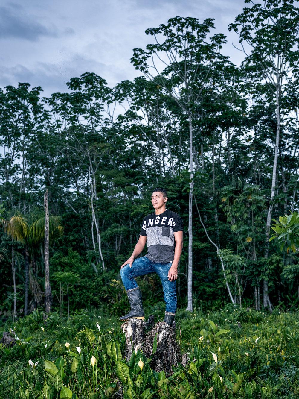 Ramón Bedoya 2018 ©thom pierce / Guardian / UN Environment / Global Witness