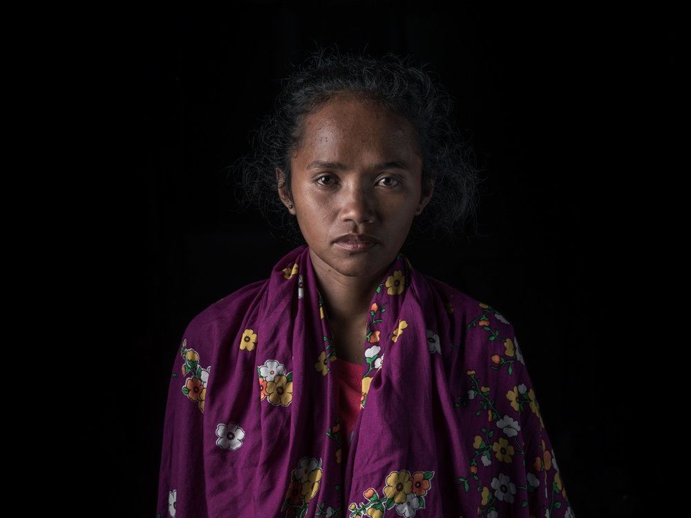 Marivic Danyan - © Thom pierce / guardian / un environment / global witness