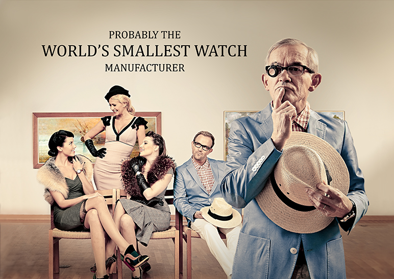 Smallest Watch Manufacturer