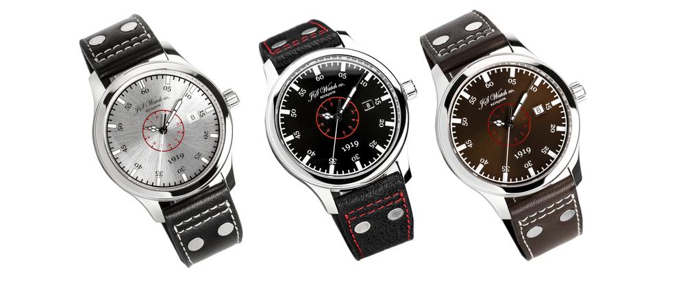 Islandus 1919 Pilot Watch Collection