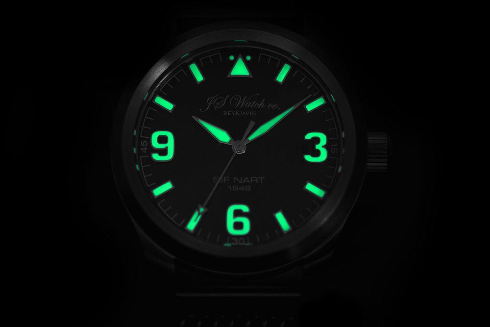 SIF NART 1948 Green Glow