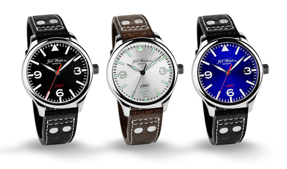 Frisland 1941 Pilot Watch Collection