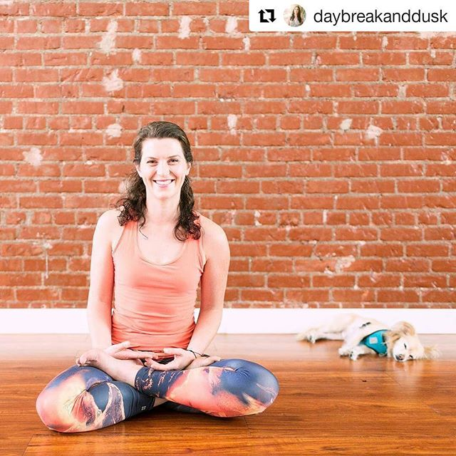 """This Life thing is an on-going journey, never stagnant or 'figured out,' just like the poses are constantly fluctuating and feel different day to day."" Read more of my interview with @daybreakanddusk at daybreakanddusk.com/caitlin-talbot-co-owner-hollywood-power-yoga  #callmebossy #daybreakanddusk #losangelesyoga #yogadogs #hollywoodpoweryoga #yoga #transitions #change #yogateachers #veganyogi #femaleentrepreneurs"