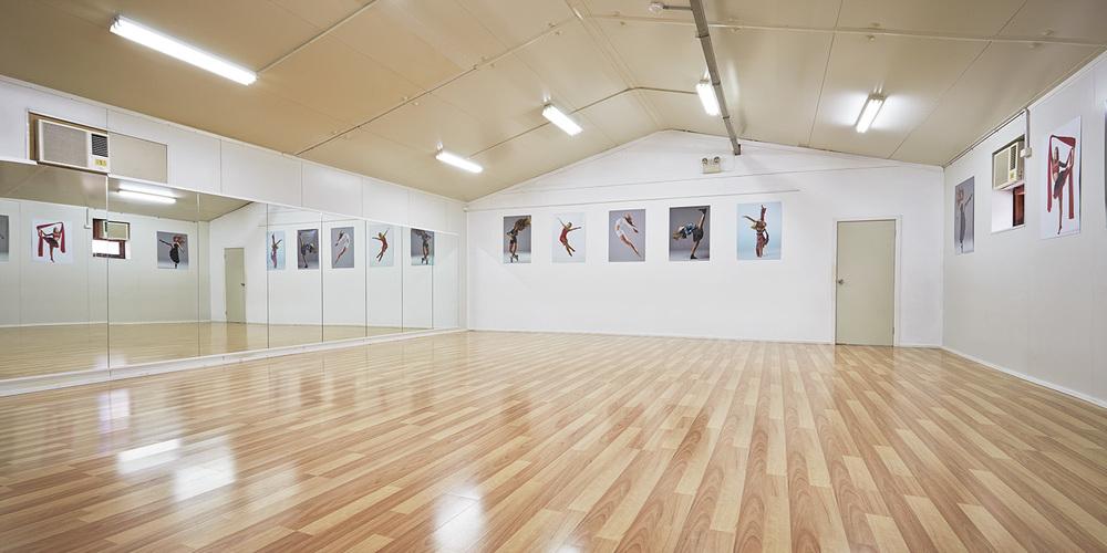 Dance Practice Room Design