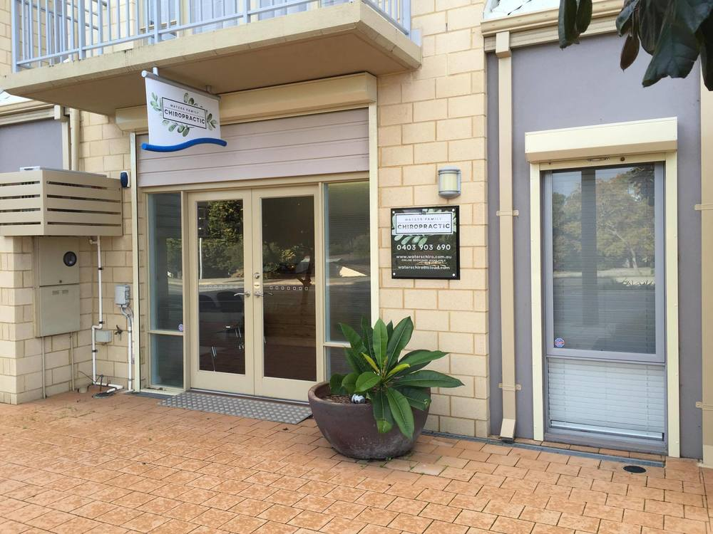 Waters Family Chiropractic Clinic on Mandurah Terrace