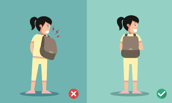 How does your child's backpack look? Our Mandurah Chiropractor weighs in on school bags.