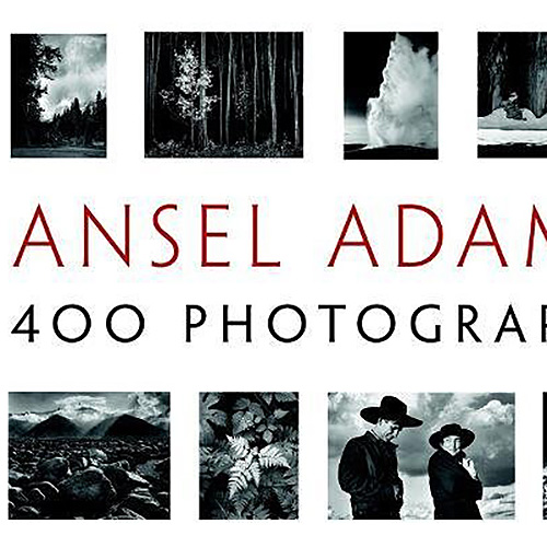 Ansel Adams - 400 Photographs