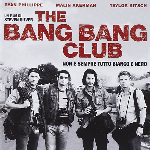 DVD - The Bang Bang Club