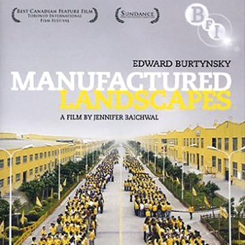 DVD - Manufactured Landscapes