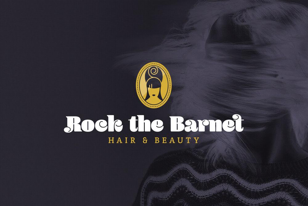 Rock the Barnet branding
