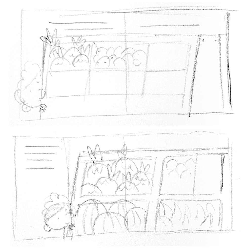 Supermarket Gremlins Thumbnails