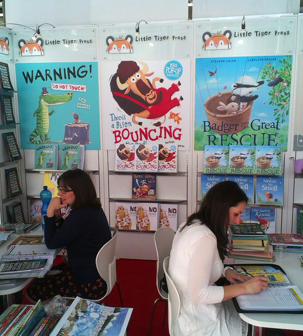 Bologna Book Fair 2015