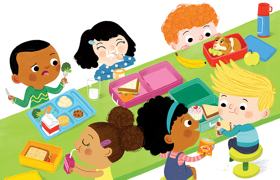 Kindergarten is Cool! illustrated by Chris Chatterton