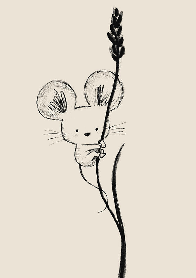 Mouse illustration by Chris Chatterton