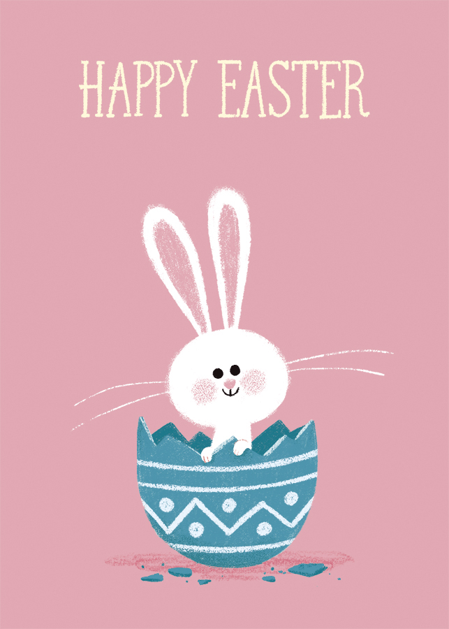 Happy Easter by Chris Chatterton