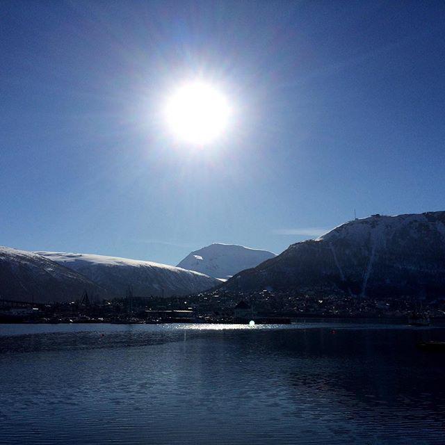 Fabelaktig dag i Fabelfjord i dag! #tromsø #animasjon #upnorth #nordnorge