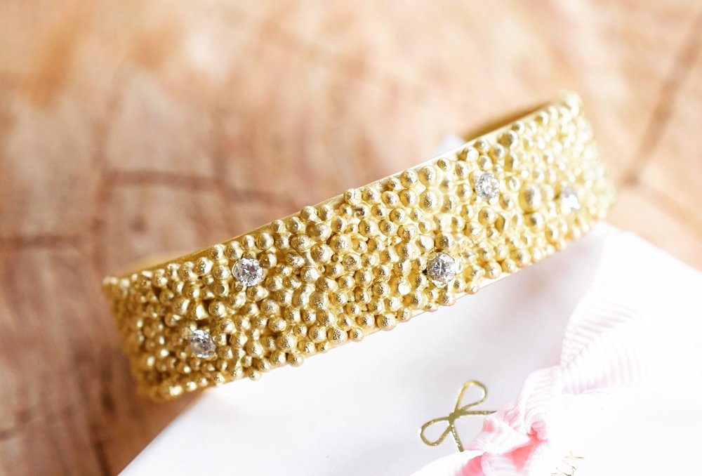 Oud goud en diamanten kregen een nieuw leven