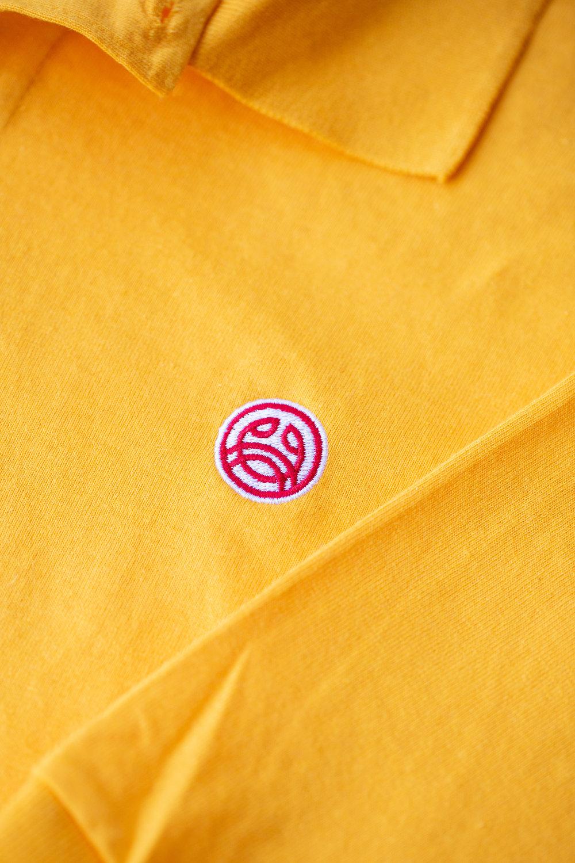 Canton-Crab-Sport-Logo-Embroidered-Yello-Polo-Shirt.jpg