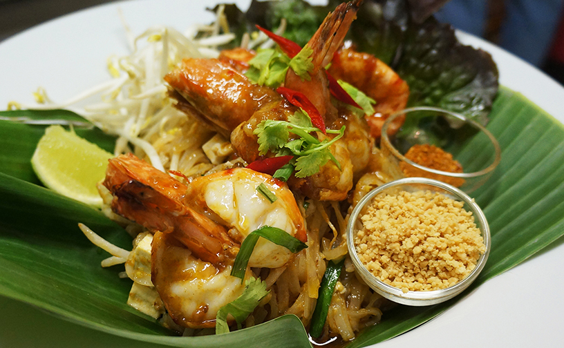 Nos fameuses Pad Thaï