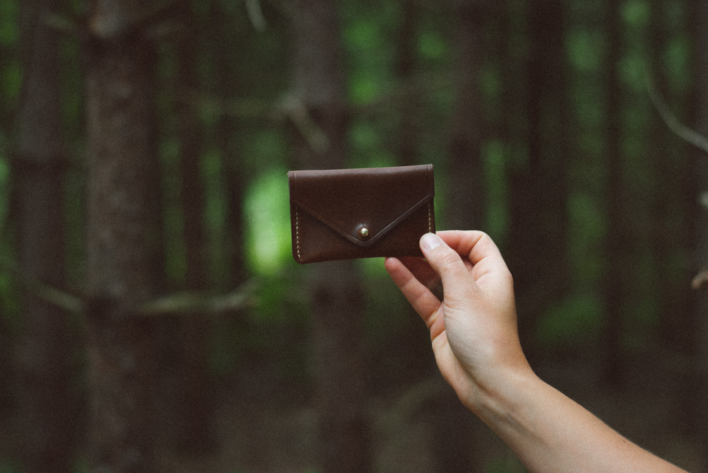 Peartree Leather Co. Change Purse
