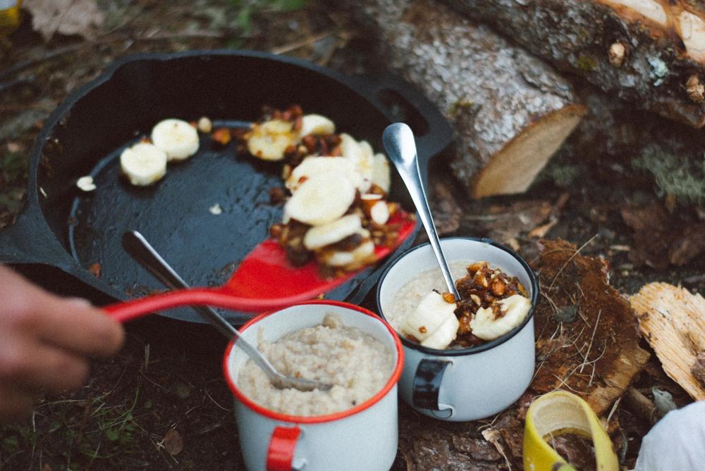 More Camp Food