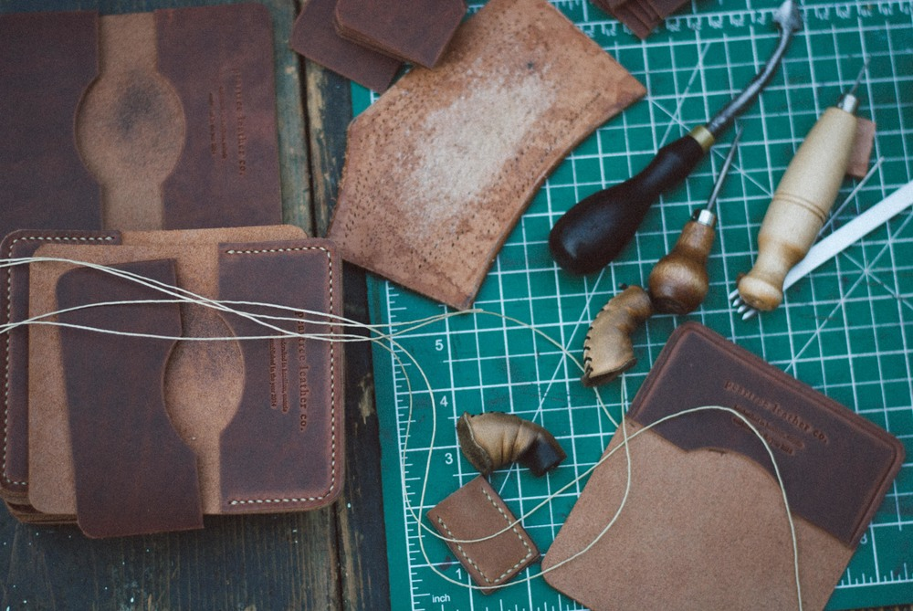 Peartree Leather Wallets