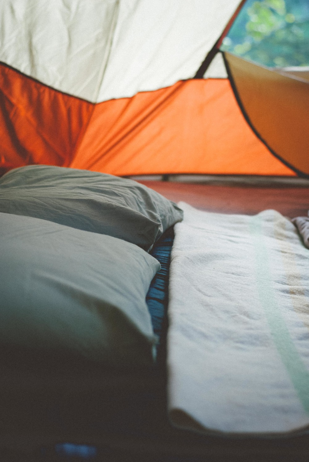Cozy Tent Living