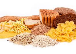 Sacharidy Obilniny Chleby Pasta