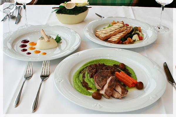 Bratislava Reštaurácia Svätý Hubert Hotel Apollo Bažantie Ragú