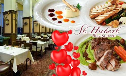 Valentinske menu restauracia sv. hubert