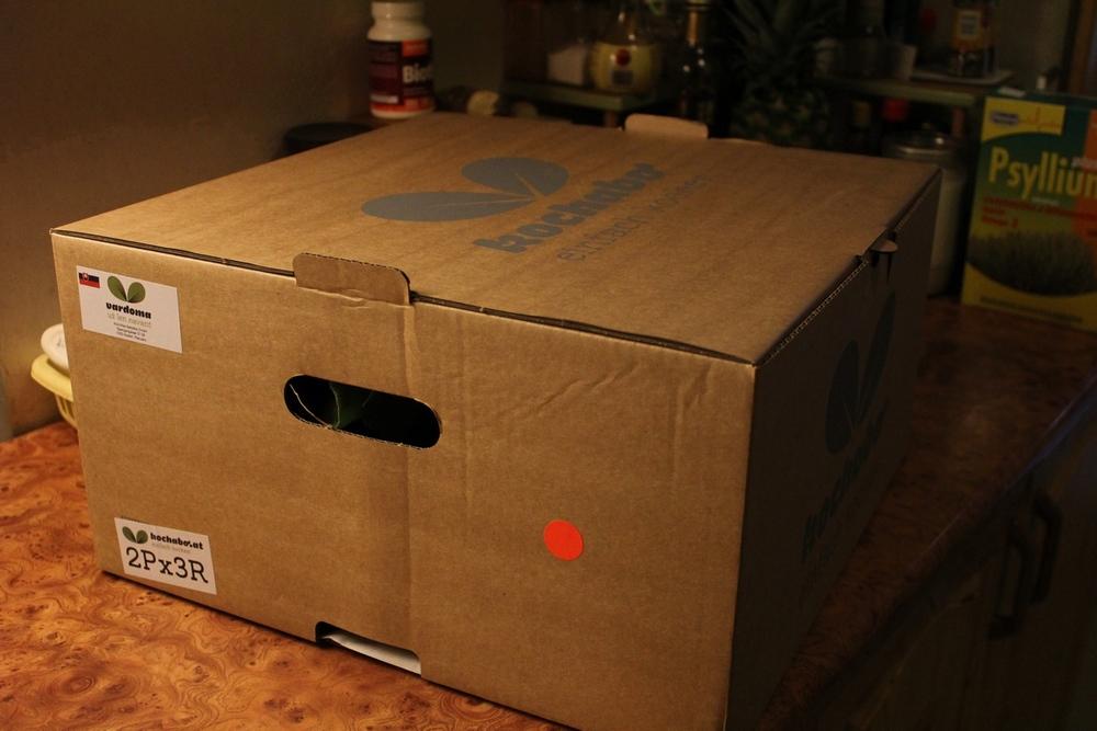 Vardoma box